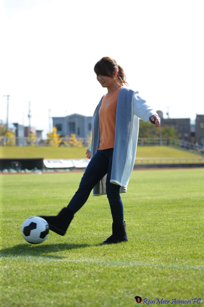 「明治安田生命 サッカー教室」レポート