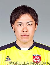 横山 卓司選手